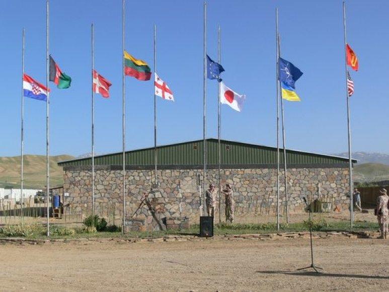 Lietuvos vadovaujamoje Goro provincijos atkūrimo grupėje darbą pradėjo Japonijos diplomatas.