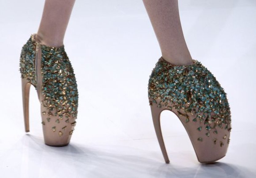 Alexanderio McQueeno batai