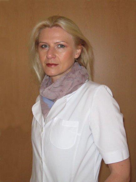 Vilniaus universiteto Onkologijos instituto gydytoja radiologė med. dr. Laima Grinytė
