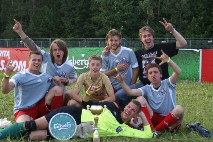 """Futbolas """"Be2gether"""" 2009 metais"""