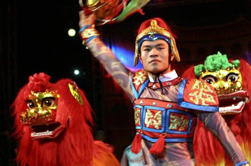 Kinijos imperatoriškasis cirkas