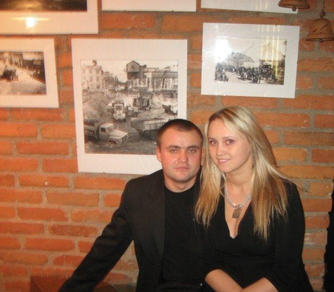Eglė ir Marius