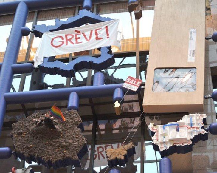 Tokia meno akcija Čekija pažymi savo pirmininkavimo ES pradžią.