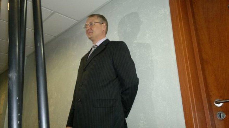 Andrius Šedžius teisme