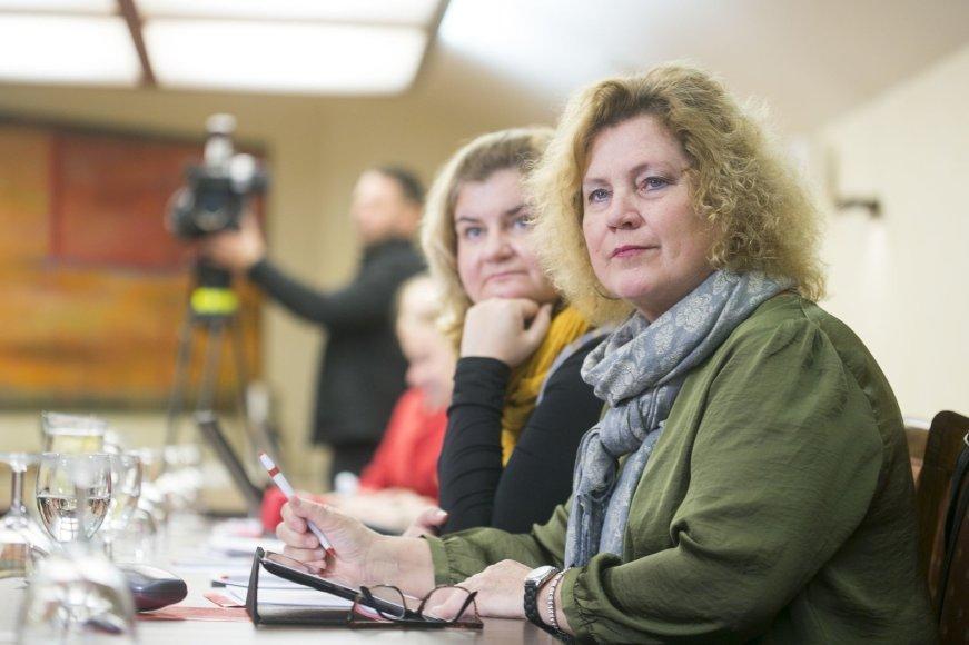 Irmanto Gelūno/15min.lt nuotr./Diskusija apie vaikų teises Norvegijoje