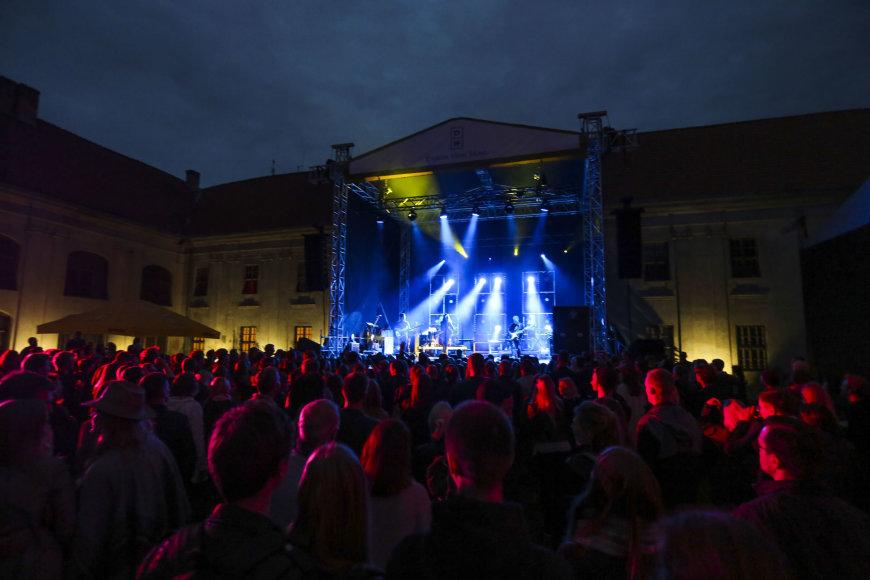 """Irmanto Gelūno / 15min nuotr./Grupės """"BØRNS"""" koncertas"""