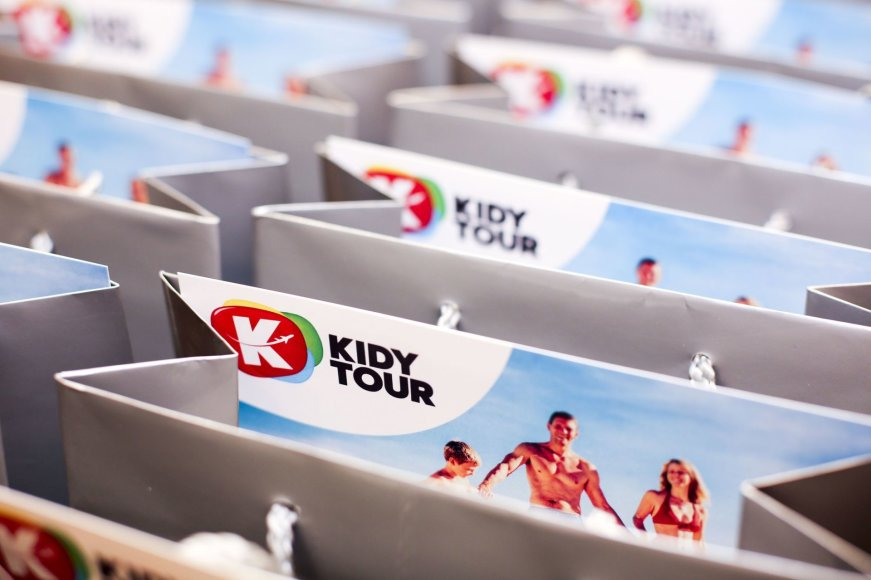 """Irmanto Gelūno/15min.lt nuotr./Pristatytas naujas Lietuvos kelionių organizatorius – """"KIDY Tour"""""""
