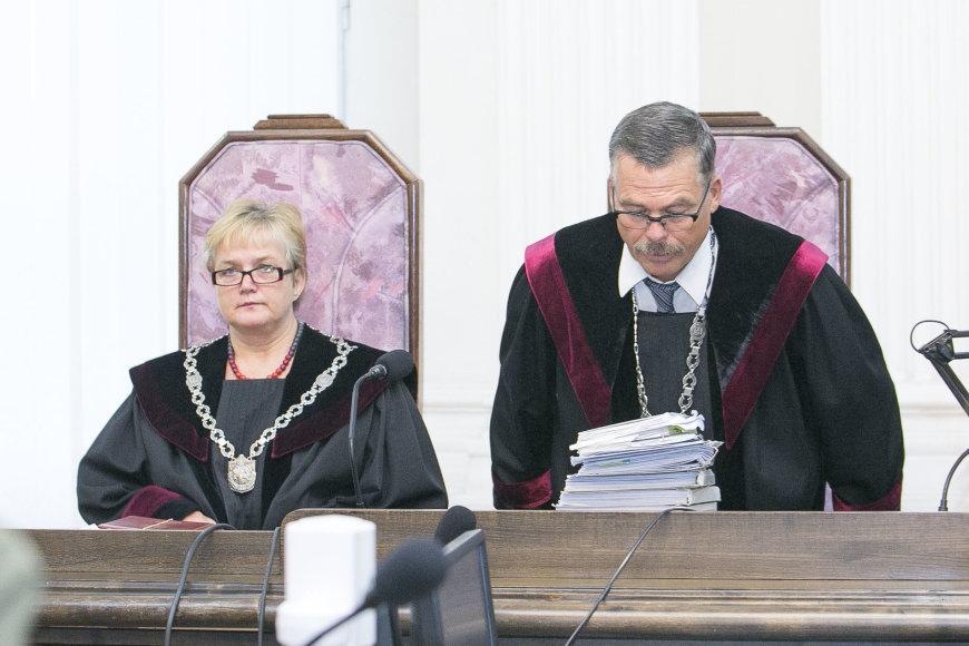 Irmanto Gelūno / 15min nuotr./Teismas dėl dailininkės Agnės Každailytės nužudymo