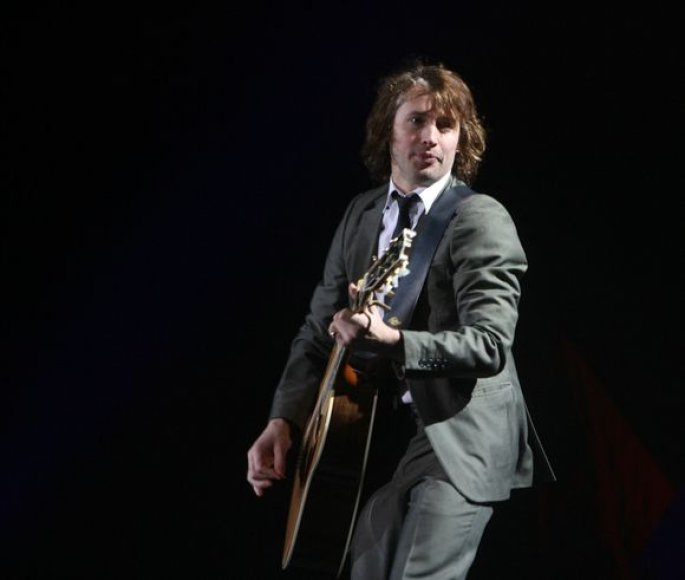 "Jameso Blunto koncertas Vilniuje, ""Siemens"" arenoje. 2009-02-17"