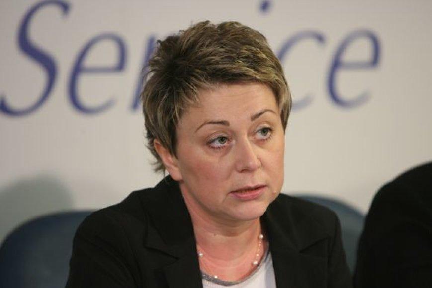 Loreta Soščekienė teigia, kad nepatenkinus reikalavimų per mėnesį, pareigūnai piketuos