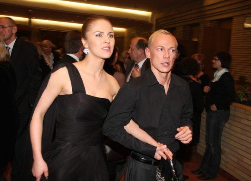 Edita Užaitė ir Gytis Ivanauskas