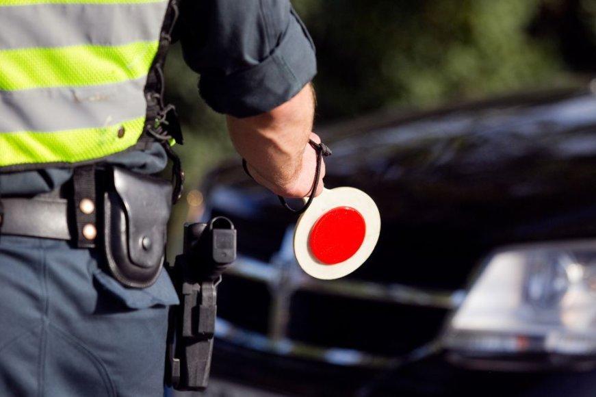 Vilniaus policijos akcija Čekoniškėse