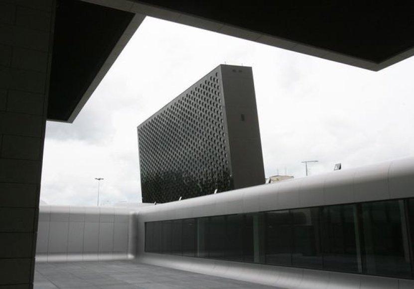 Po rekonstrukcijos darbų duris atveria Nacionalinė dailės galerija.