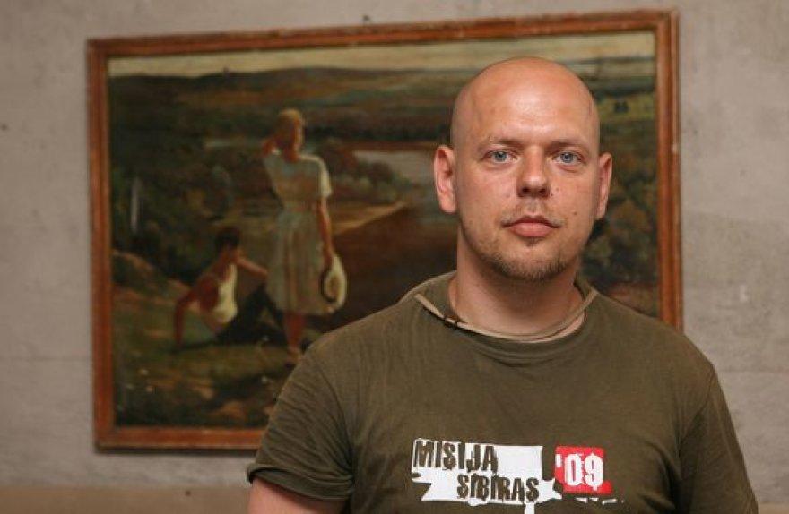 Keliautojai aplankė lietuvių tremties ir įkalinimo vietas.