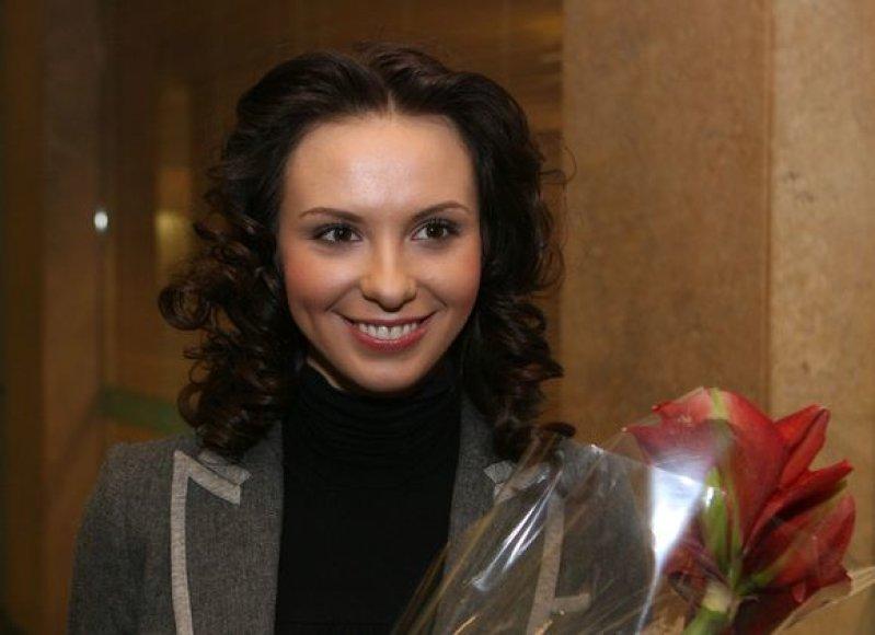 """""""Mis Lietuva 2009"""" pasakojo apie Pietų Afrikoje patirtus nuotykius ir grožio konkurso užkulisių intrigas."""