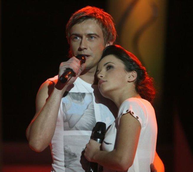 Marius Jampolskis ir Irūna