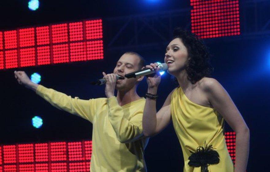 """Daugybė Lietuvos žvaigždžių susivienijo tam, kad paremtų iniciatyvą """" Kai užaugsiu - būsiu."""""""