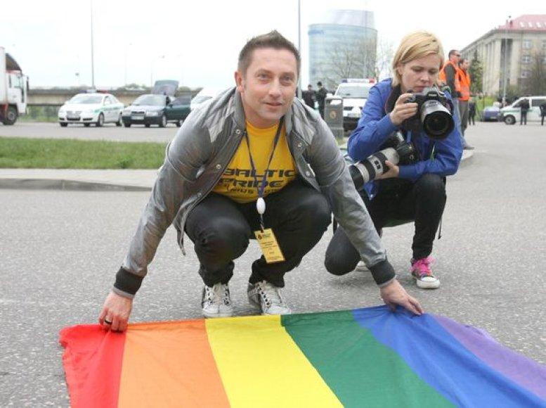 Baltic pride Vilnius 2010