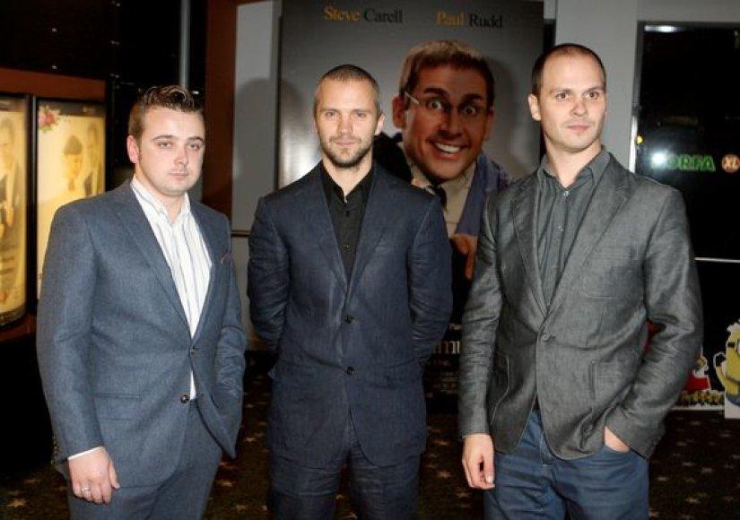 Vilniuje prasidėjo antras kino komedijų festivalis