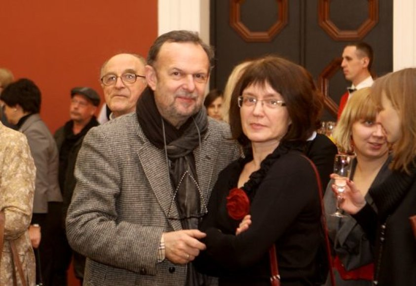 Knygų mugės dalyviai priimti Vilniaus rotušėje