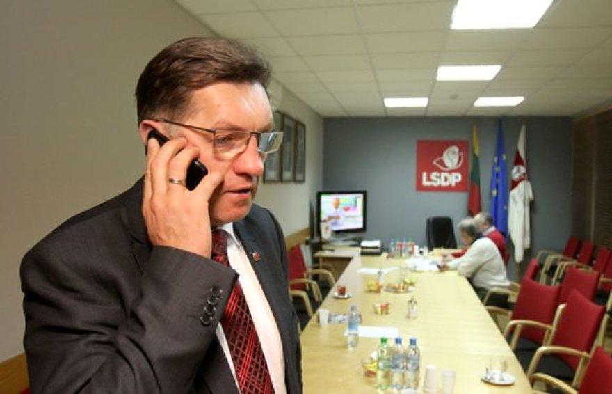 Socialdemokratų partijos rinkimų štabas