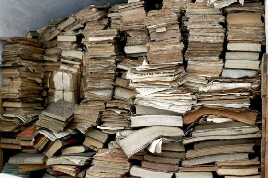 Senovinės knygos