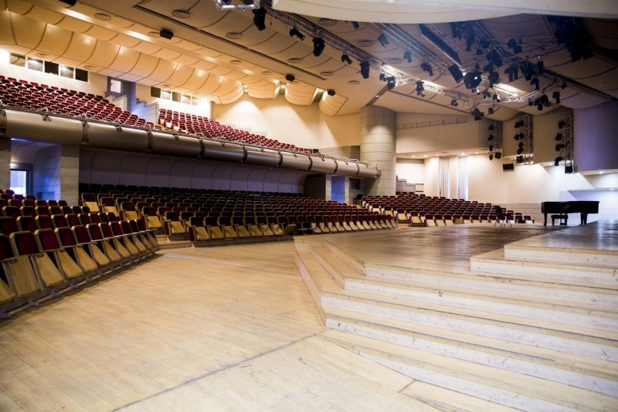 Irmanto Gelūno / 15min nuotr./Planuojama rekonstruoti Vilniaus Kongresų rūmus