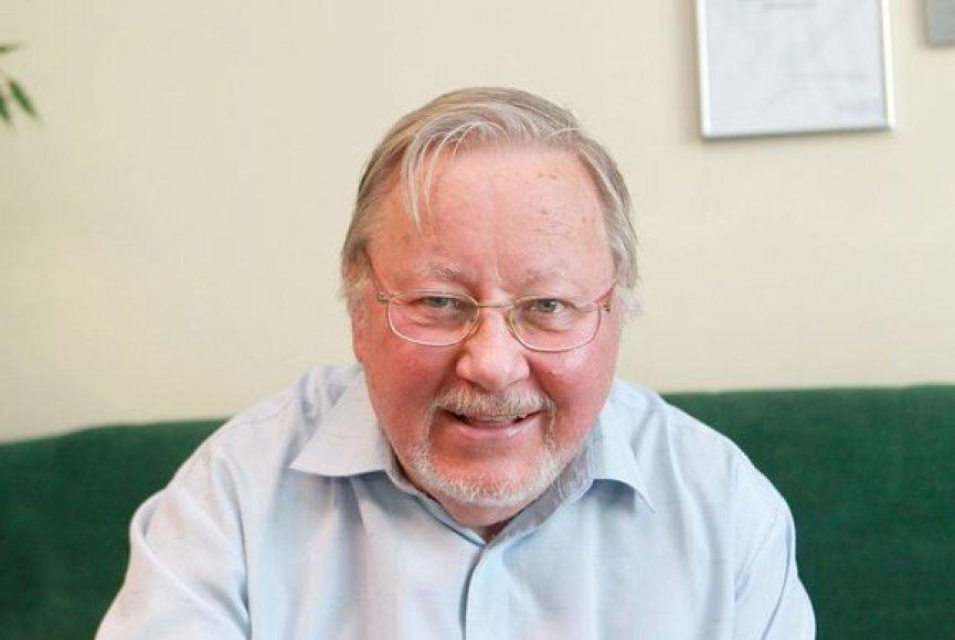 Profesorius Vytautas Landsbergis