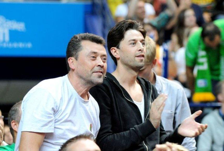 Vytautas ir Gytis Šapranauskai