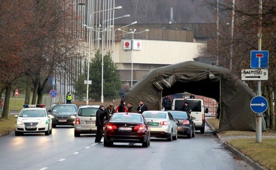 Vilniuje antradienį prasidėjo ESBO ministrų susitikimas.