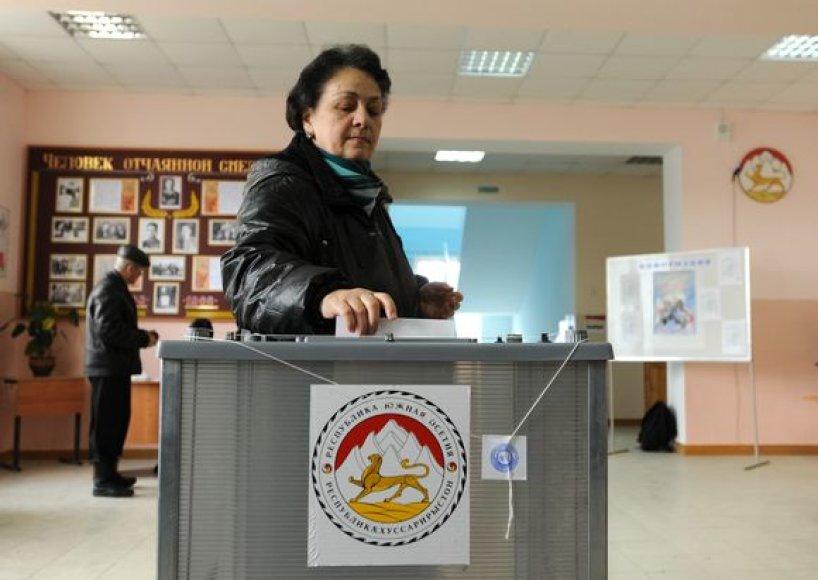 Rinkimai Pietų Osetijoje