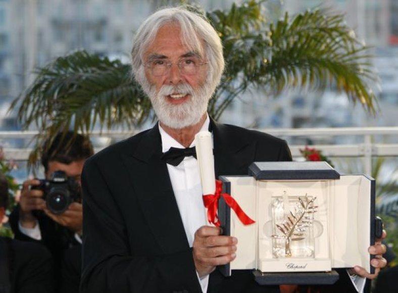 M.Haneke filmas gavo pagrindinį prizą.