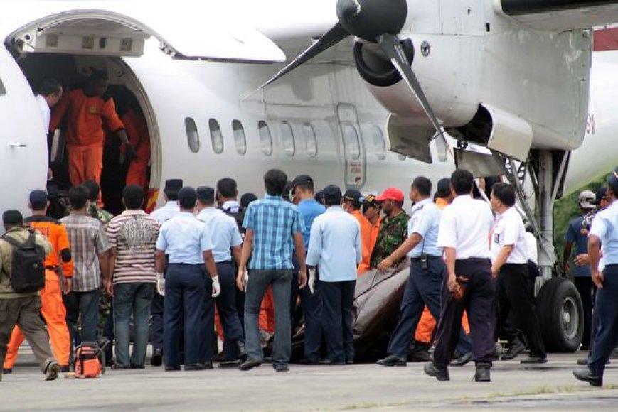 Papua ir Naujojoje Gvinėjoje sudužo lėktuvas