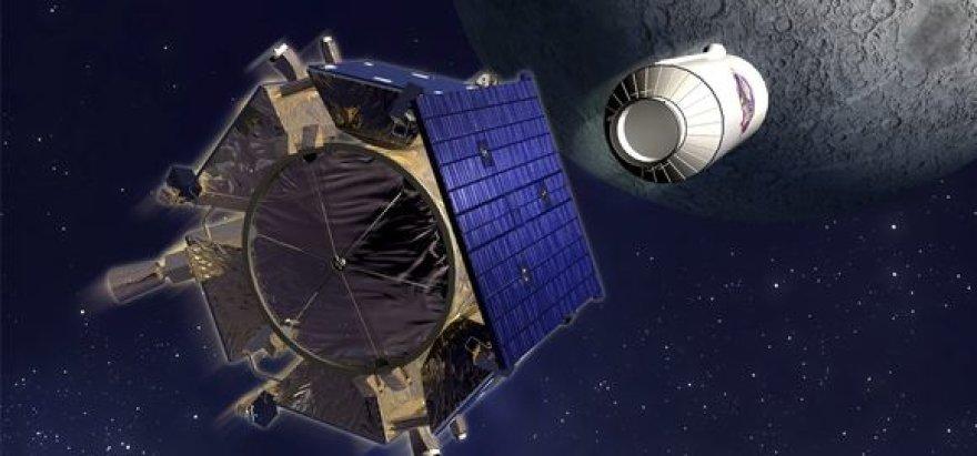 NASA bandymai Mėnulyje