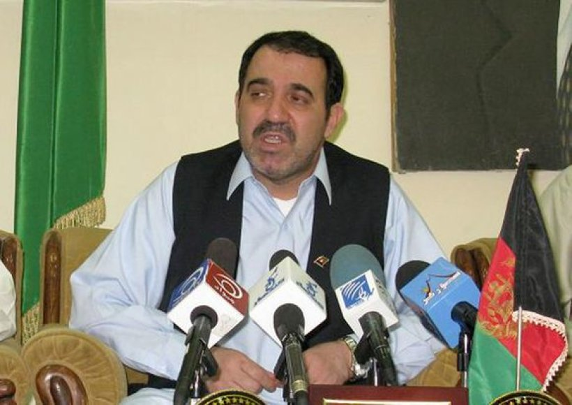 Ahmedas Wali Karzai