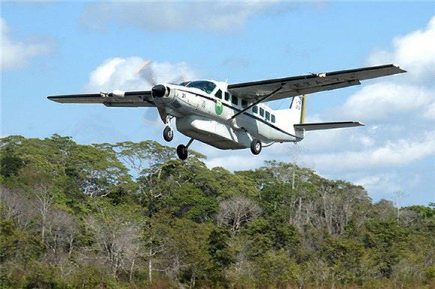 """Lėktuvas """"C-98 Caravan"""""""