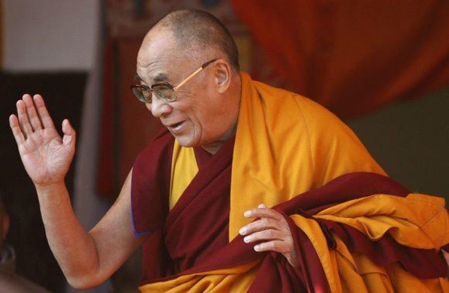 Dalai Lama lankosi Indijoje