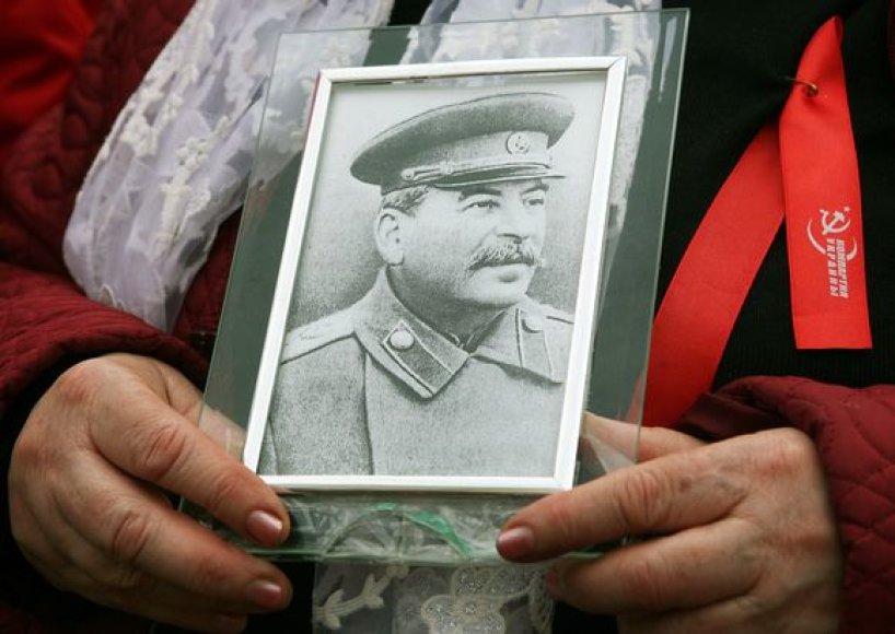 Stalino portretas