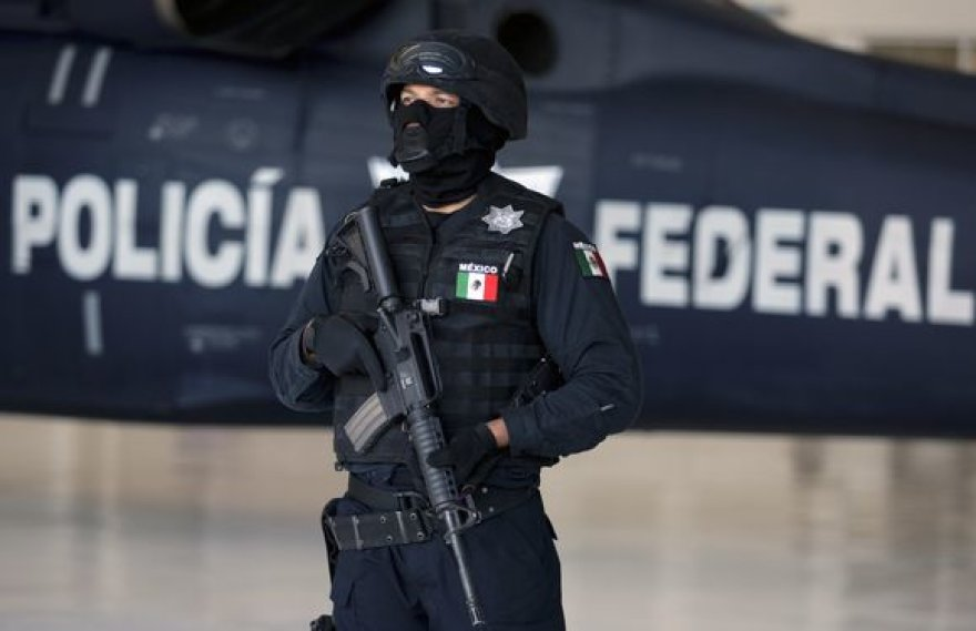 Policija Meksikoje