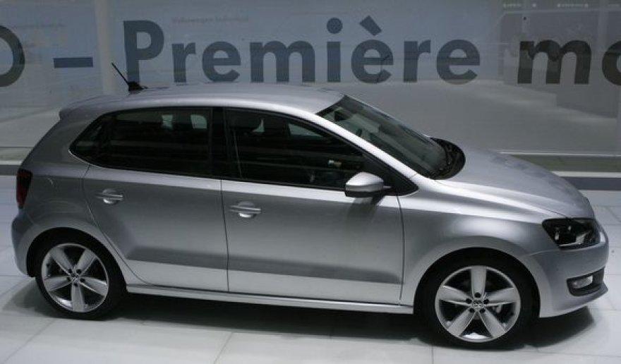 "Naujasis ""Volkswagen Polo"""