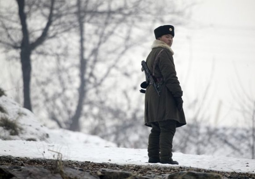 Šiaurės Korėjos karys