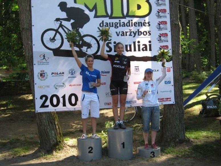 Daugiadienių kalnų dviračių varžybos