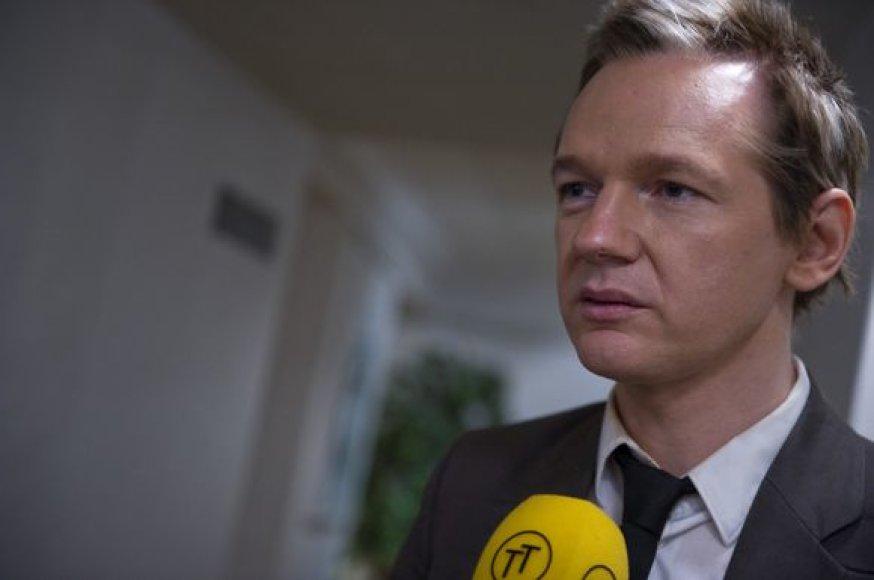 J.Assange'as