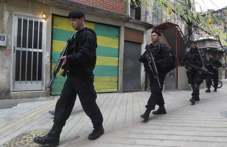Policija Rio de Žaneire