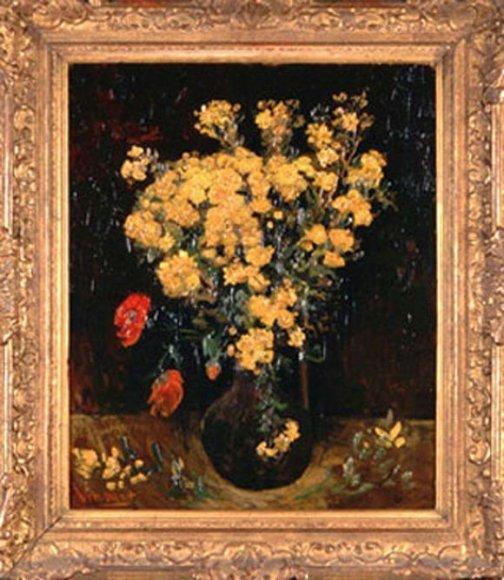 Pavogtas V.Van Gogho paveikslas