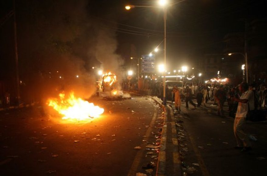 Išpuolis Lahore