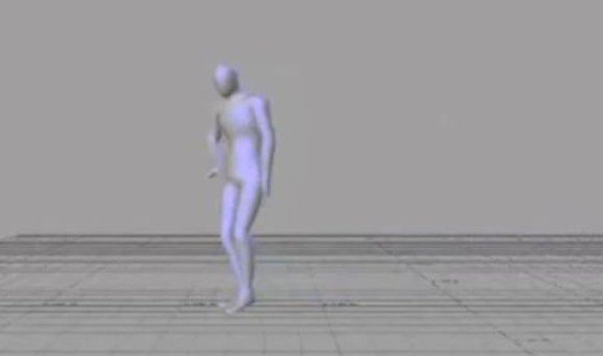 Geri ir blogi šokių judesiai