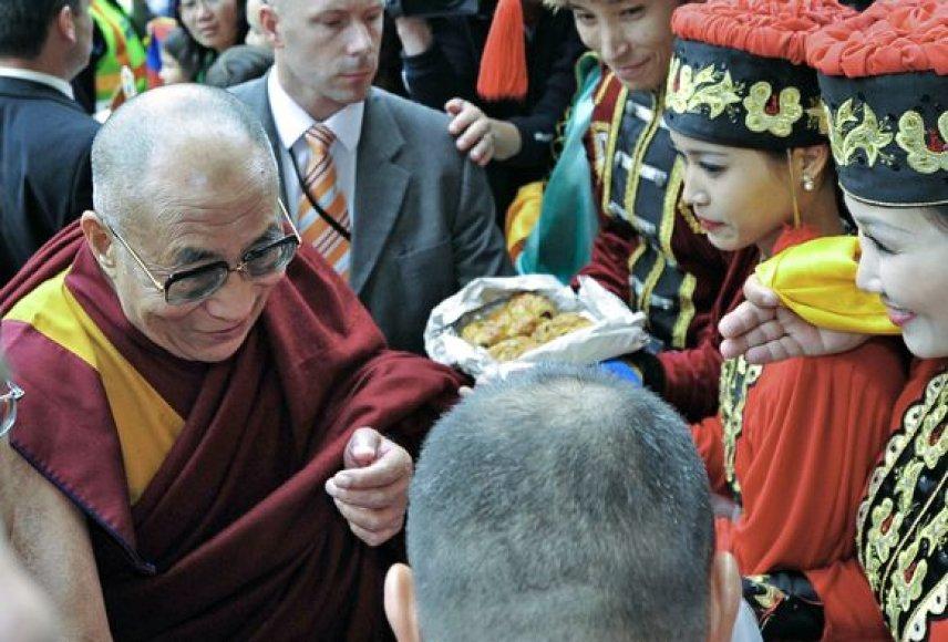 Dalai Lama Vengrijoje
