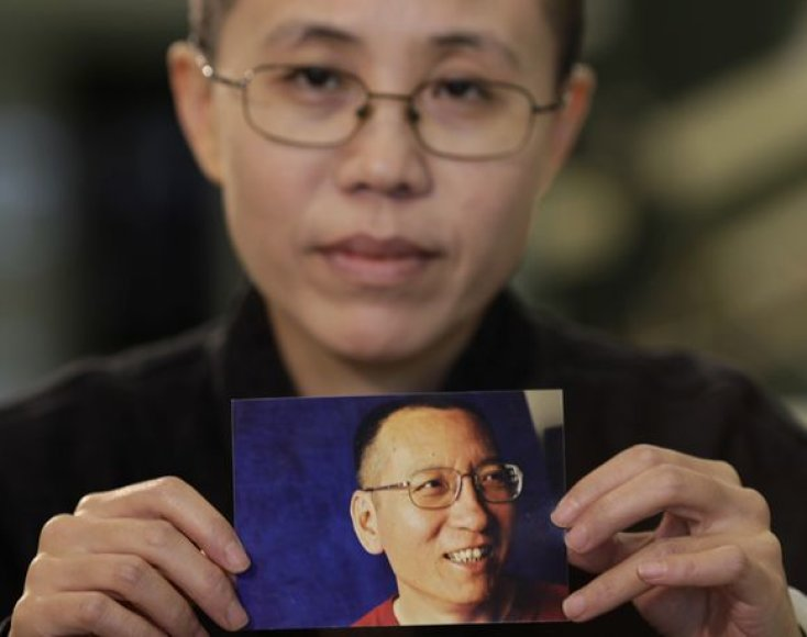 Liu Xiaobo žmona