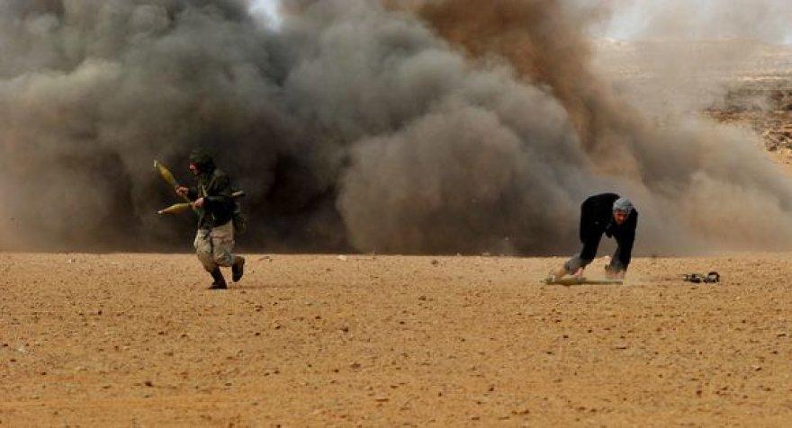 Karas Libijoje